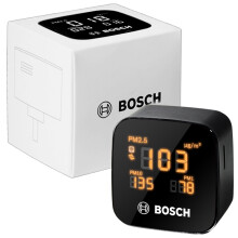 87506-BOSCH Car air quality detector cube indoor Haze detection Laser detection Micron particle detection PM1.0 PM2.5 PM10 on JD
