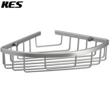87502-KES A4021A Tub and Shower Large Corner Basket Wall Mount, Aluminum on JD