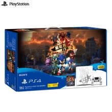 875062512-SONY (PS4 host host set) PlayStation 4 'Sonic Power' limited edition set (white) on JD