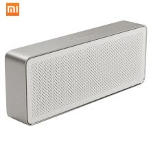 mini-speaker-Xiaomi Mi Best Setero Speaker Square Box 2 Mini Wireless Bluetooth 4.2 Portable Handsfree MP3 ANU-in Outdoor For Mobile Phone on JD