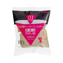 coffee-tea-espresso-[Jingdong Supermarket] HARIO Japan imported V60 Series No. 01 wood color coffee filter paper VCF-01-100M on JD