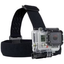 -Adjustable Elastic Head Strap Belt Mount For GoPro GO PRO HD Hero1/2/3/3+ Camera on JD