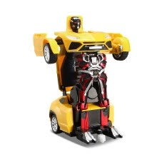 -JIAQI TROOPERS Transforming Remote Control Car-Robot on JD