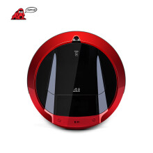 Robot-Vacuum-Cleaner-PUPPYOO Multifunctional Robotic Vacuum Cleaner Self-Charge Sweep Home Collector Suction LED Touch Screen Side Brushes V-M900R on JD