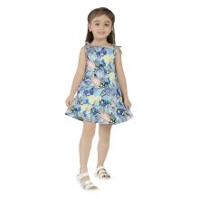 -Girls Dress Cute Baby Girls Summer And Spring Kids Clothes Cotton 2018 New Arrival Print Mini Casual Dresses For Girls on JD