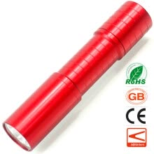 -Mini LED Flashlight Pocket Portable Light Best Gift Present for Girlfriend Long Range Torch Aluminum Alloy Waterproof on JD