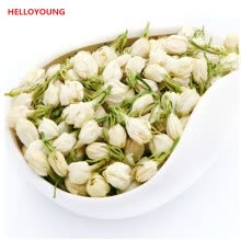 -50g Flower Tea Jasmine early spring 100% Natural Organic Blooming Herbal Tea to Lose Weight Health Care on JD