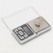 -WH-668B 200g x 0.01g Mini Electronic Digital Jewelry Scale Balance Pocket Gram LCD Display on JD