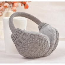875062531-2018 New Winter Earmuffs For Women Warm Unisex Ear Muffs Winter Ear Cover Knitted Plush Winter Ear Warmers on JD