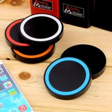 -Universal Qi Wireless Power Charging Charger Pad For Mobile Phone Smart Phone on JD