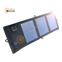 -BOGUANG Outdoor/Camping Portable Foldable Waterproof Solar Panel 6v/12w 2A solar USB Charger  Solar Power Panel cell Phone charge on JD