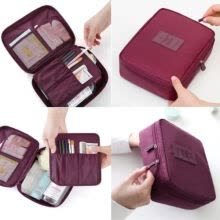 functional-bags-Multifunction Makeup Case Women Travel Cosmetic Bag Pouch Toiletry Organizer Bag on JD
