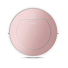 Robot-Vacuum-Cleaner-ILIFE V7s Plus Robot Vacuum Cleaner with Wet Mopping ,i-Dropping Technology for Hard floor on JD