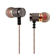 -KZ ED2 Professional In-ear Headphones Metal Heavy Bass Sound Quality Music Headphones on JD