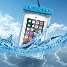 -Waterproof Phone Pouch For LG Google Nexus 4 E960/Nexus 5 E980 D821 /K4 Lte K120e K130e Swimming Transparent Bag Luminous Case on JD