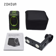 laser-rangefinders-Beautiful Mini Self-leveling Vertical & Horizontal Lasers 2 Green Beam Cross Line Laser Level on JD