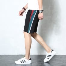 shorts-Damaizhang Men Summer Casual Short Pants High Quality Elastic Waist Pocket Shorts Slim Fit Streetwear Shorts on JD