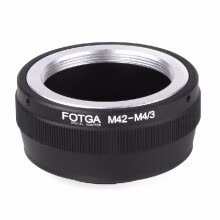 -Fashion Accessories Fotga Adapter Ring for M42 Lens to Micro 4/3 Mount Camera Olympus Panasonic DSLR Camera on JD