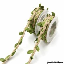 artificial-plants-2m Artificial Leaves Twine String With Leaf DIY Silk Leaves Flower Garlands Home Garden / Wedding Party Decoration Fake Flowers on JD