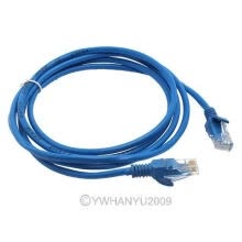 compact-digital-cameras-NEW 1FT 1 FT ETHERNET NETWORK BLUE CAT5 CAT5E CABLE BLUE 1M 83063 on JD