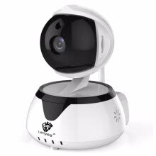 8750214-Home Camera Smart Wifi Monitor Wireless Security IP Indoor Surveillance System Lenyes Family Dome Cameras Supervisory Control 720P on JD