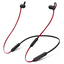 -Beats X Bluetooth Wireless In-Ear Headphones with Meco Call - Black and Red (10th Anniversary Edition) MRQA2PA/A on JD