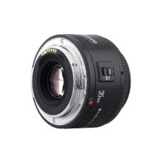camera-lenses-Yongnuo YN35mm F2 Lens 1:2 AFMF WideAngle FixedPrime AF Lens for Canon 8 O25X on JD