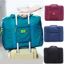 luggage-suitcases-US Foldable Travel Storage Luggage Carry-on Organizer Hand Shoulder Duffle Bag on JD