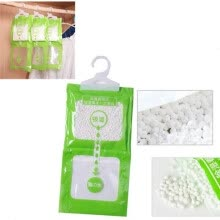 87502-3pcs Moisture-proof moisture absorbant hanging desiccant bag dehumidizer desiccant Dry bag on JD