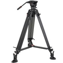 -Branch Man comman camera tripod Sony Panasonic JV Canon Nikon SLR camera head on JD
