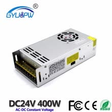 -Best Price dc Power Supply 24v 16.5A 400W Voltage Transformer 110V 220V AC TO DC24V LED DRIVER for Strip Lamp CNC CCTV 3D Print on JD