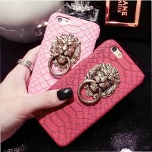 -Fantasy Chinese Lion Head Hard Case For Apple iPhone 5 5S 5G Funncy Metal Ring Stand Holder Snake Skin Cover For iphone 5s on JD