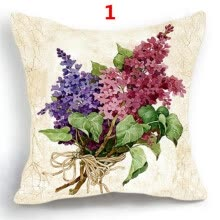 -Luxury Flower Vase Pillow Cushion Cover Plant Home Decor cojines decorativos para sofa Vintage Modern Cusion Cover on JD