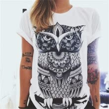 -Harajuku Tumblr Clothing T-shirts Print Punk Rock Fashion Graphic Tees Women T Shirt on JD