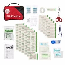8750502-230PCS Safe Travel First Aid Kit on JD
