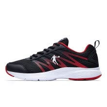 -Jordan men's shoes running shoes comfortable breathable sports shoes XM3570242 black / Aurora red 42 on JD