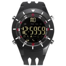 8750501-Bluetooth Step Counter Watch Genuine Fashion Sports Multi Function Single Display Electronic Watch Couple Pop Men Waterproof Watch on JD