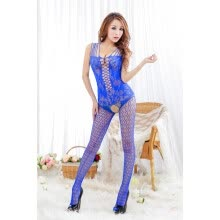 875061832-Sexy Lady Fishnet Open Crotch Lingerie Body Stocking Bodysuit Nightwear Babydoll on JD
