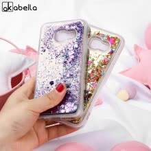 -Akabeila Cover for Samsung Galaxy A3 2017 Case Soft Mirror Dynamic Glitter Phone Protector Cover Shell A320F A320F/DS on JD