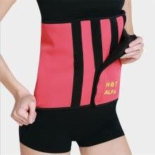 9d8755b640908 Sweating Neoprene Waist Trainer Hot Slimming Body Shaper Weight Loss Corset  Sauna Cincher Fitness Gym Sports Girdle