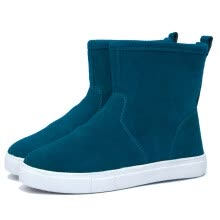 875061444-Hot sale winter women ankle boots suede snow boots shoes for women 35-44 on JD