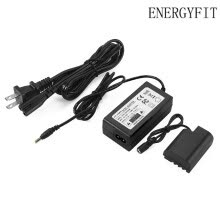 -ENERGYFIT DMW-DCC12 DC Coupler + DMW-AC8 AC Adapter for Panasonic DMC-GH3 DMC-GH4 DMC-GH3K DMC-GH4K DC-GH5 Camera on JD