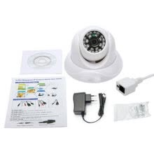 camera-lenses-Details about  EU Plug Snail QD500 H.264 Dual Stream Waterproof Dome IP Home Security Camera on JD