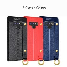 -Goowiiz Phone Case For Samsung Galaxy J7 Max/On Max/J2/J2 ACE/J210 Fashion Leather PU Pattern TPU Soft Wristband Bracket on JD