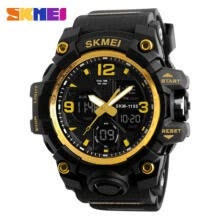8750505-UK SKMEI Men LED Digital Alarm Date Military Sports Army Waterproof Quartz Watch on JD