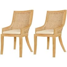 other-furniture-Dining Chairs 2 pcs Rattan on JD
