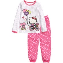 -Children Clothing Sets Baby boy's pajamas suits Girls Clothing Sets sleepwear Dora/kitty/pajamas 100% cotton set shirts+trousers on JD