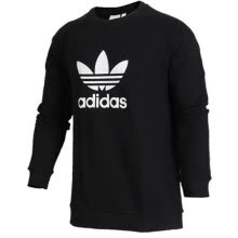 -Adidas ADIDAS Clover Men's Clover Series TREFOIL CREW Sports Pullover CY4573 S Code on JD