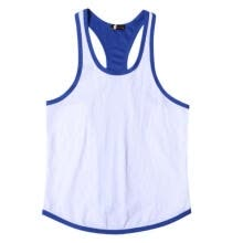 -Men's Gym Muscle Sleeveless Tee Shirt Tank Top Bodybuilding Sport Fitness Vest on JD