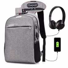 -35L USB Charge Anti Theft Backpack for Men 15 inch Laptop Mens Backpacks Fashion Travel duffel School Bags Bagpack sac a dos mochi on JD